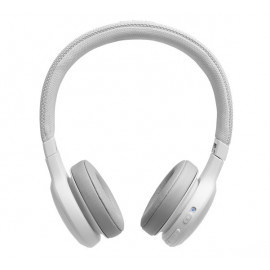 JBL Live 400BT On-ear bluetooth koptelefoon wit
