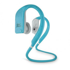 JBL Endurance JUMP wireless sport HP blauw