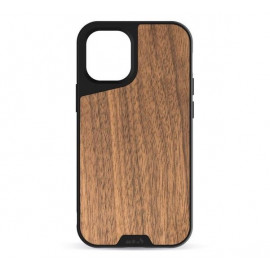 Mous Limitless 3.0 Case iPhone 12 walnut
