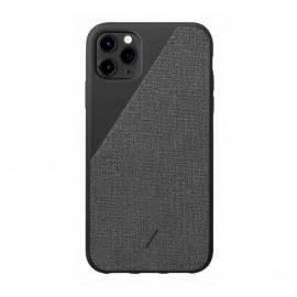 Native Union Clic Canvas case iPhone 11 Pro zwart
