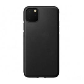 Nomad Active Rugged Leather Case iPhone 11 Pro zwart