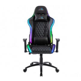 Nordic Gaming Blaster RGB Gaming Chair / LED Gaming Chair Black