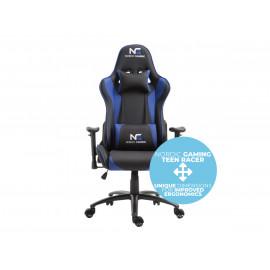 Nordic Gaming Teen Racer Gaming Chair Blue