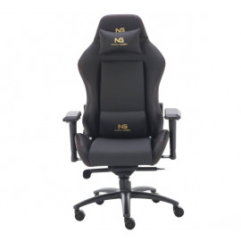 Nordic Gaming Gold Gaming Chair Black