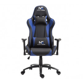Nordic Gaming Racer Gaming Chair Black / Blue