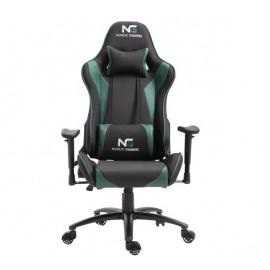 Nordic Gaming Racer Gaming Chair Black / Green