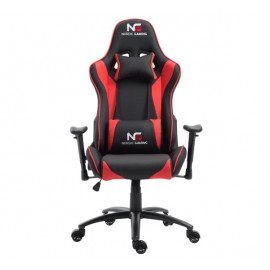 Nordic Gaming Racer Gaming Chair Black / Red