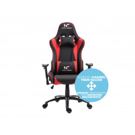 Nordic Gaming Teen Racer Gaming Chair Red