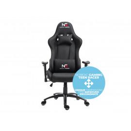 Nordic Gaming Teen Racer Gaming Chair Black