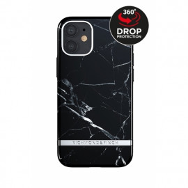 Richmond & Finch Freedom Series iPhone 12 / iPhone 12 Pro Black Marble