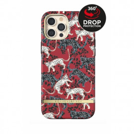 Richmond & Finch Freedom Series iPhone 12 Pro Max Red Leopard