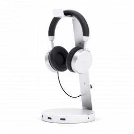 Satechi Aluminum hoofdtelefoon Stand zilver