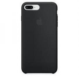 Apple silicone case iPhone 7 / 8 Plus zwart