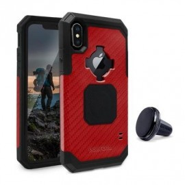 Rokform Rugged case iPhone X / XS rood
