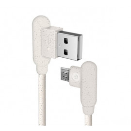 SBS Eco-friendly Micro USB cable 1m wit