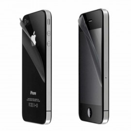 Screenprotector anti-reflectie iPhone 4(S) (voor en achter)