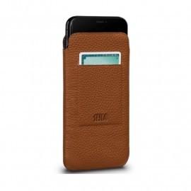 Sena UltraSlim Wallet iPhone XS Max tan