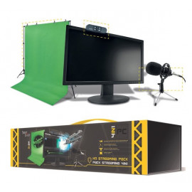 Steelplay Pro HD Streamers Pack 4 in 1