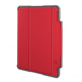 STM Dux Plus iPad Air 10.9 (2020) rood