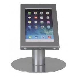 Tablet tafelstandaard Securo iPad Mini en Galaxy Tab 3 zilver/grijs
