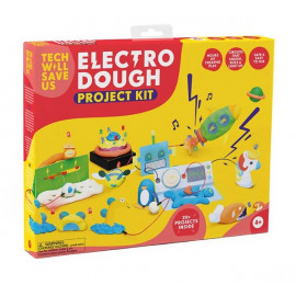 Techwillsaveus Electro Dough Projects kit