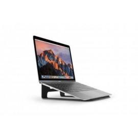 Twelve South ParcSlope standaard MacBook (Air of Pro) zwart