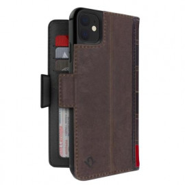 Twelve South BookBook iPhone 11 bruin