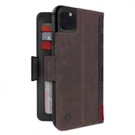 Twelve South BookBook iPhone 12 Mini bruin