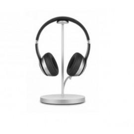 Twelve South Fermata koptelefoon oplaadstandaard zilver