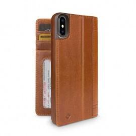 Twelve South Journal iPhone X / XS Cognac