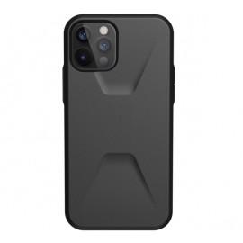 UAG Civilian Hard Case iPhone 12 / iPhone 12 Pro zwart