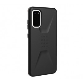 UAG Hard Case Civilian Galaxy S20 zwart