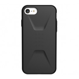 UAG Hard Case Civilian iPhone 7/8/SE 2020 zwart