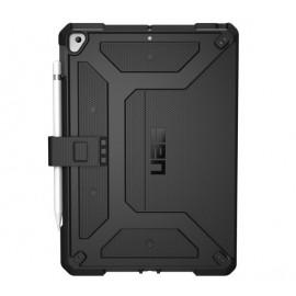 UAG Hard Case Metropolis iPad 10.2 2019 / 2020 zwart