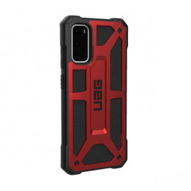 UAG Hard Case Monarch Galaxy S20 crimson rood