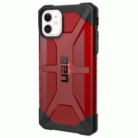 UAG Hard Case Plasma iPhone 11 rood