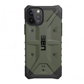 UAG Pathfinder Hard Case iPhone 12 / iPhone 12 Pro olijfgroen