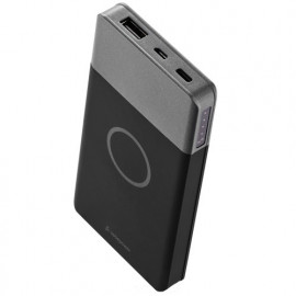 usbepower Air Wireless Powerbank 10000 mAh grijs