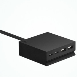 usbepower HIDE Mini+ 27W 4-in-1 table charger zwart