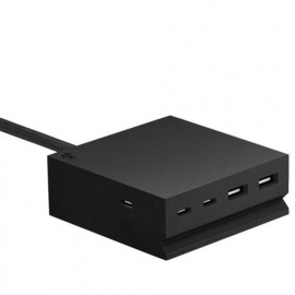 usbepower HIDE PD 57W 5-in-1 table charger zwart