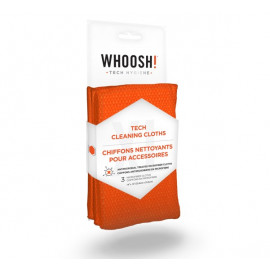 Whoosh XL Tech Cleaning reiniging doekjes ( 3 pack)